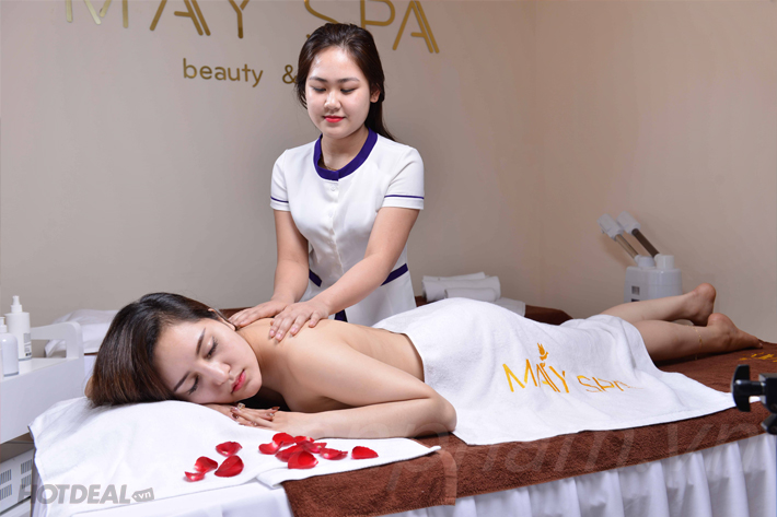 Thai massage cham