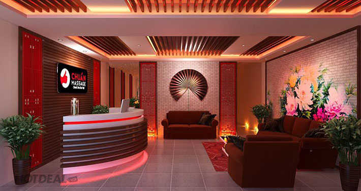 Phòng Riêng, Dịch Vụ VIP Buffet Massage Body 10 IN1 + Buffet Món Ngọt...