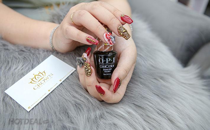 Crown Nail & Eyelash : Dịch vụ Nails và Nối Mi Chuyên Nghiệp Tại Q5 - 27
