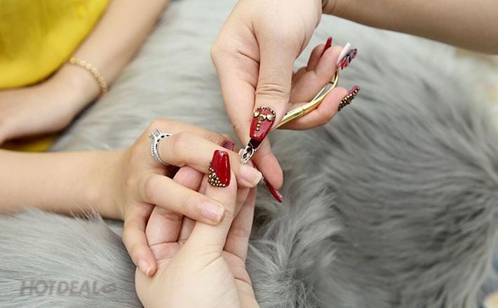 Crown Nail & Eyelash : Dịch vụ Nails và Nối Mi Chuyên Nghiệp Tại Q5 - 9