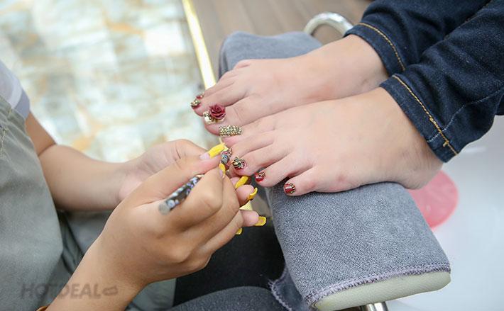 Crown Nail & Eyelash : Dịch vụ Nails và Nối Mi Chuyên Nghiệp Tại Q5 - 25