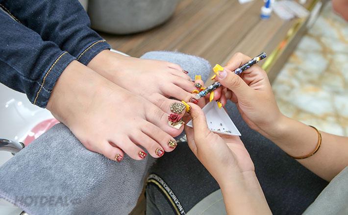Crown Nail & Eyelash : Dịch vụ Nails và Nối Mi Chuyên Nghiệp Tại Q5 - 24