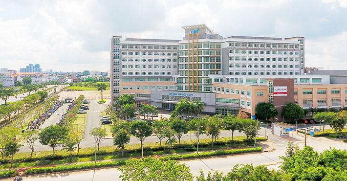 Bệnh Viện Quốc Tế CIH 5* Trọn Gói 28 Dịch Vụ Khám Tổng Quát...