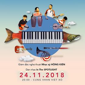 Vé vở diễn In The Spotlight -Ngọt Band