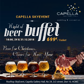 SKYEVENT - Night of Beer Buffet