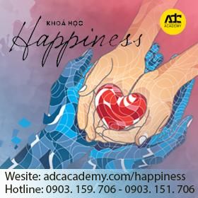 Khóa học Hạnh Phúc- Happiness Course