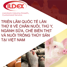 ILDEX VIỆT NAM 2020 - Triển lãm ngành Chăn nuôi, Chế biến sữa